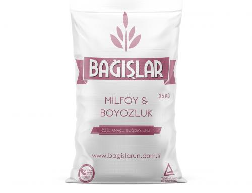 Milföy ve Boyozluk Buğday Unu